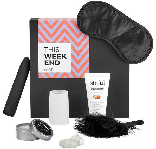 Sinful this weekend sexlegetøj boks