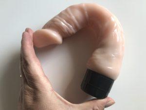 realistisk dildo-vibrator