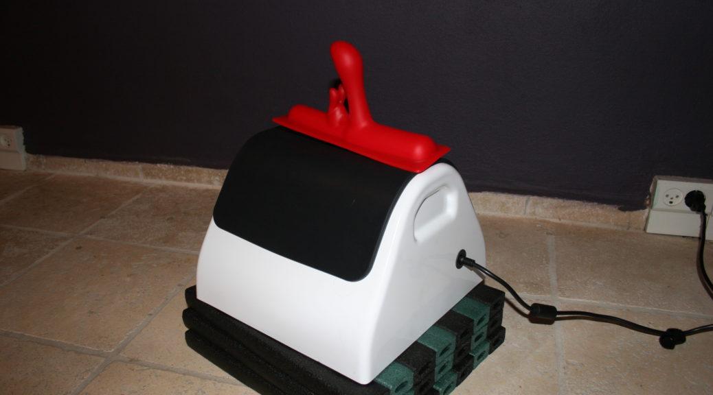 tremor sexmaskine
