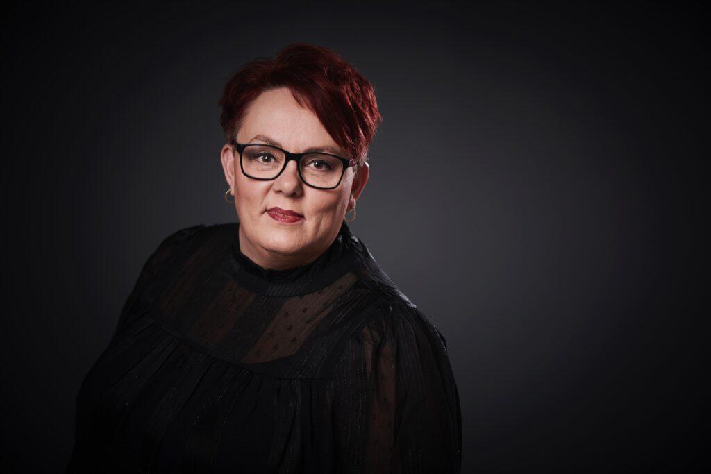 Forfatter Helle Renée Chapman