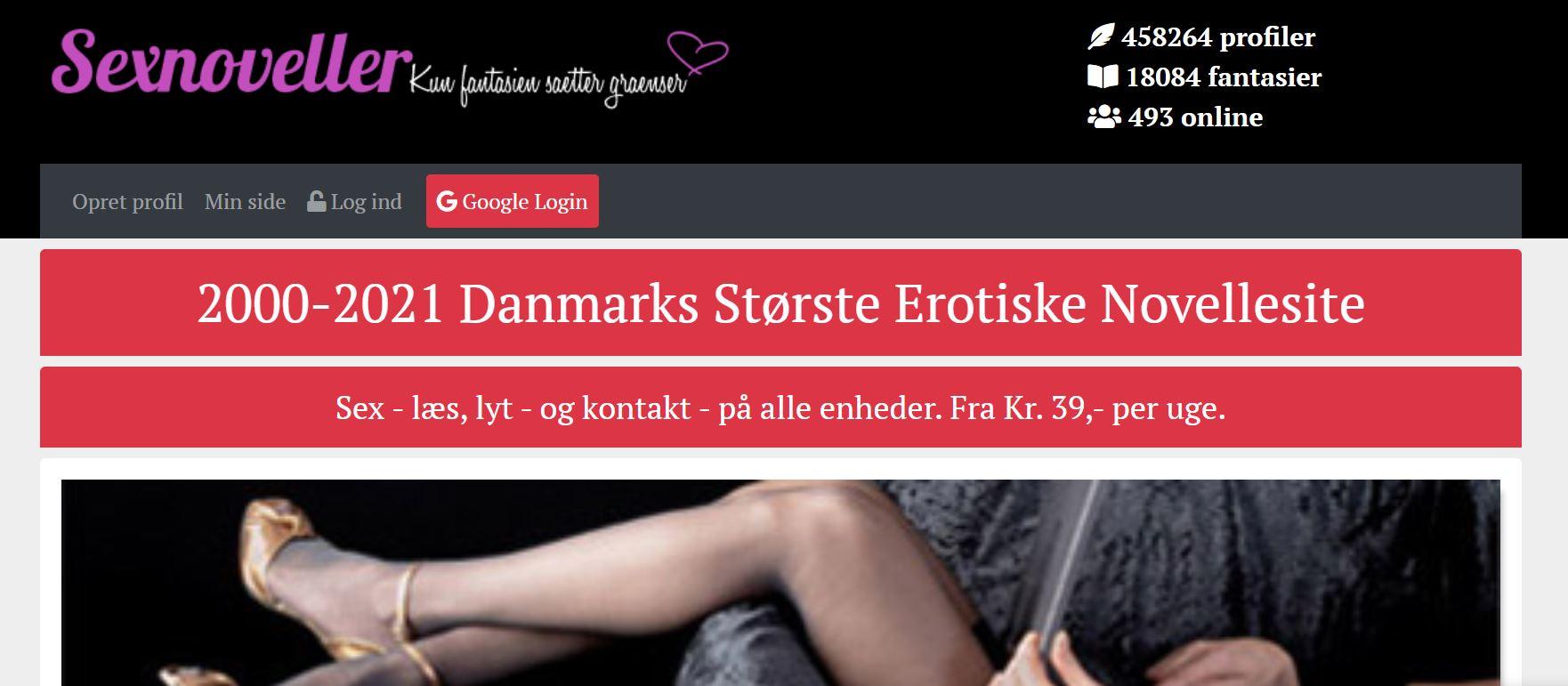 sexnoveller.dk